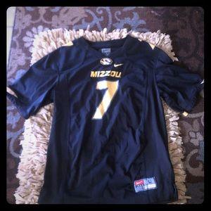 Nike mizzou football jersey 4/$25 sale
